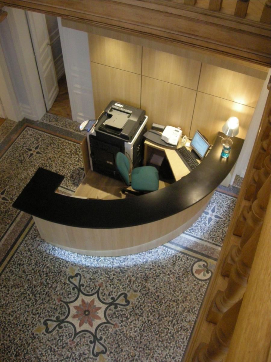 d coration d 39 une office notariale yvetot par asca ForDecoration Yvetot
